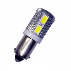 Ampoule Led T4W BA9S 10 leds 5630 9-30v