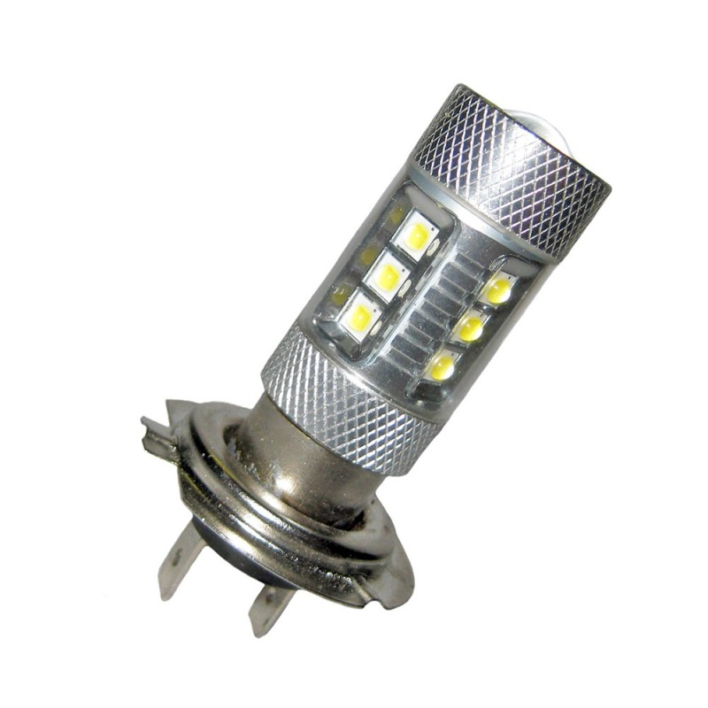 Ampoule led h7 900 lumens 12v 24v - Ampoule led 12 volts ...