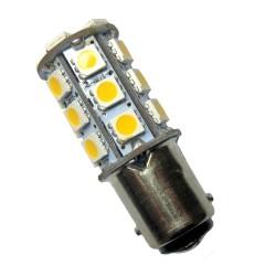 Ampoule led BYA15D à 24 leds 5050 pour bateaux