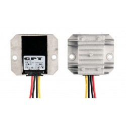 Convertisseur de tension 24v - 12v de 60 watts