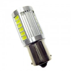 Ampoule Led p21w ba15s 21 leds 5630 24 volts