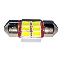 Ampoule Navette (festoon) C5W, C10W 31mm 9-30v