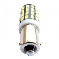 Ampoule Led H6W BAX9S 54 leds 3014