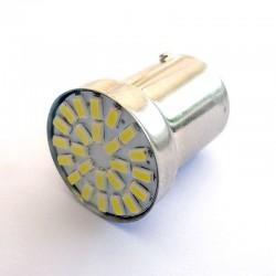 Ampoule Led R10W BA15S à 24 leds  9-30v