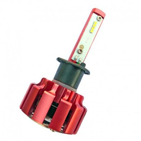 Ampoule H1 leds de 3600 Lumens 24 volts
