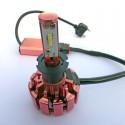 Ampoule H3 leds de 3600 Lumens 24 volts
