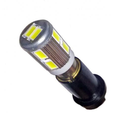Ampoule Led H6W BAx9S 10 leds 5630 9-30v