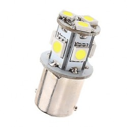 Ampoule led R5W BA15S à 8 leds 5050 9-30 volts