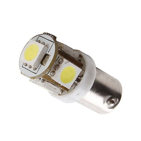 Ampoule Led T4W BA9S à 5 leds 24 volts