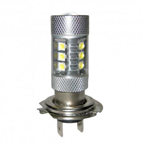 Ampoule led H7 12 + 4 leds Cree 9-30 volts