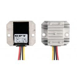 Convertisseur de tension 24v - 12v de 60 watts
