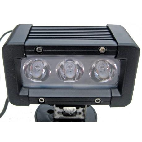 Phare longue portée 24 volts 30 watts