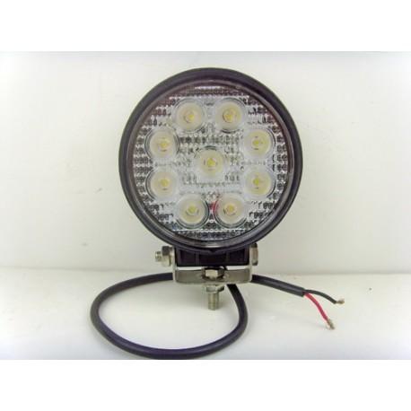 Projecteur additinnel 27 watts à leds
