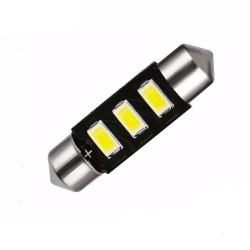 Ampoule navette 3 leds 5630 24 volts