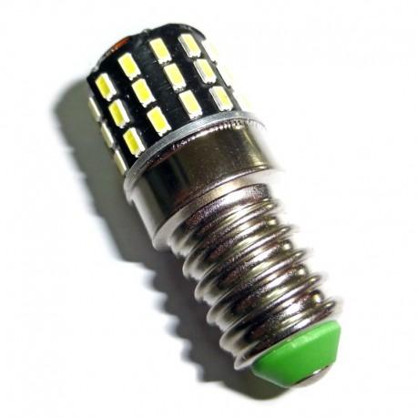 Ampoule led E14 Modèle OEM ambre