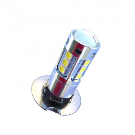Ampoule led H3 à 16 leds 3030 9-30v