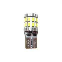 Ampoule Wedge T10 W5W 30 leds anti erreur