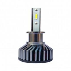 Ampoule H3 à leds de 4000 Lumens 24 volts
