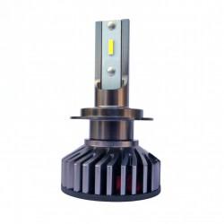 Ampoule H7 à leds de 4000 Lumens 24 volts